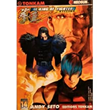 THE KING OF FIGHTERS ZILLION T14 ( COULEURS )
