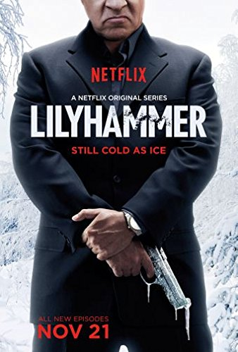 c81147a88e8 (24x36) Lilyhammer Poster Large 24 x 36 inches 61x91.5cms