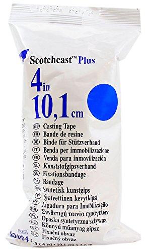 Tape Casting Blue - 3m 82004B ScotchCast Plus Casting Tape 4