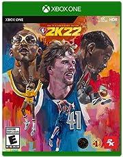 NBA 2K22 75th Anniversary - Xbox One - 75th Anniversary Edition Edition