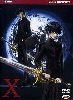 X ,エックス, コンプリート DVD,BOX (全24話, 625分)