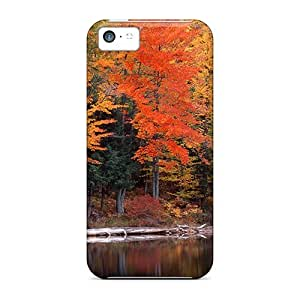 Faddish Phone Trees Cases For Iphone 5c / Perfect Cases Covers wangjiang maoyi by lolosakes