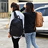 Travel Laptop Backpack, RUN ANT Canvas Student