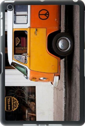 Rikki Knight Vintage Orange Volkswagen Beetle Van Design iPa