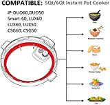 Silicone Sealing Ring for Instant Pot Replacement