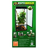 """Zoo Med ReptiBreeze Open Air Screen Cage, Large/18 x 36"""""""