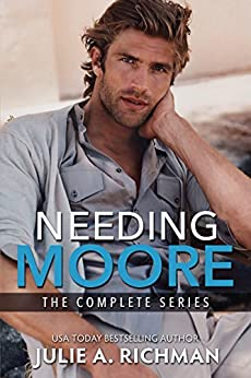 Needing Moore Series Boxed Set by [Richman, Julie A.]