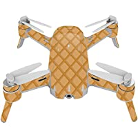 Skin For Yuneec Breeze 4K Drone – Waffle Sole | MightySkins Protective, Durable, and Unique Vinyl Decal wrap cover | Easy To Apply, Remove, and Change Styles | Made in the USA