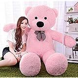 jiokard Soft Teddy Bear 152 CM  Pink 5 Feet