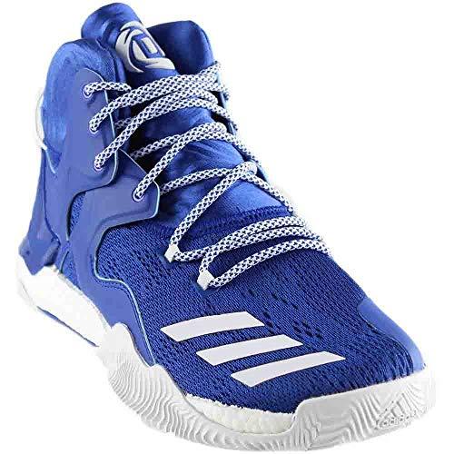 new styles 99d0c b4931 adidas Mens SM D Rose 7 NBA Athletic  Sneakers