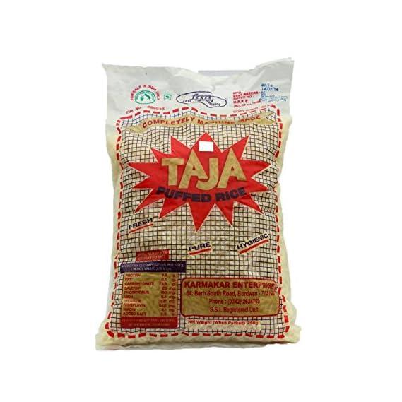 Taja Puffed Rice 250 GMS (MURI/MURMURA)