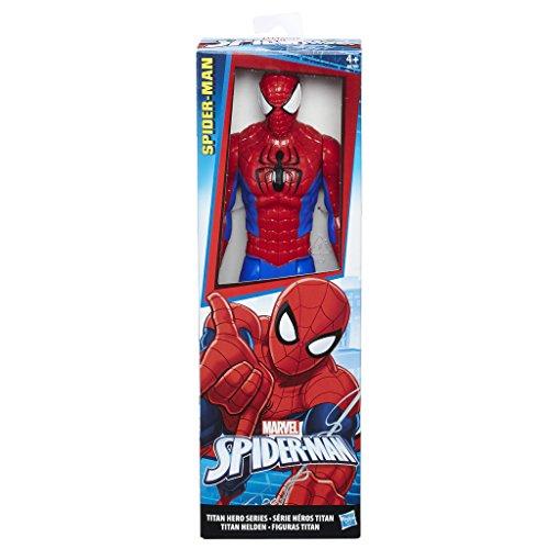 Spider-Man Marvel Titan Hero Series Figure