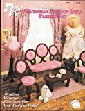 Annie's Plastic Canvas Victorian Fashion Doll Parlor Set