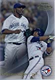 2016 Topps Gold Label Class 1 #56 Edwin Encarnacion Toronto Blue Jays Baseball Card in Protective Screwdown Display Case