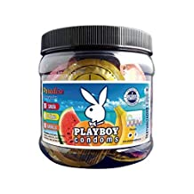 Playboy Condoms Vitrolero Paradise con 30 condones