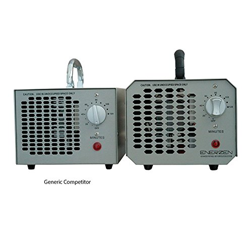 Portable Commercial Air Purifiers : Enerzen commercial ozone generator mg industrial o