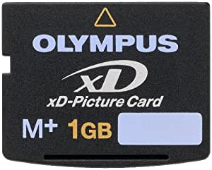 Olympus M+ 1 GB xD-PictureCard Flash Memory Card 202331