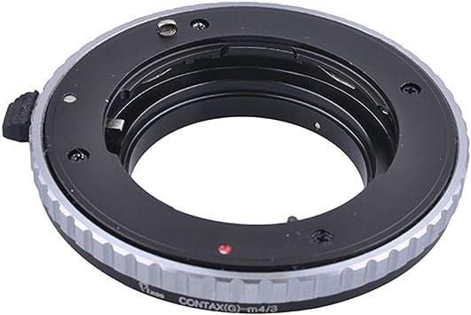 Pixco Lens Adapter for Olympus OM 4//3 OM43 to Micro 4//3 Adapter LUMIX GX7 GF6 GH3 G5 GF5 GX1 GF3 G3 Olympus OM-D E-M1 E-M5 E-PL6 E-P5