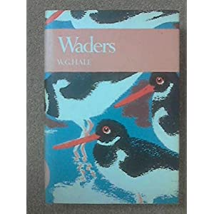 Waders (The New Naturalist) (Collins New Naturalist)