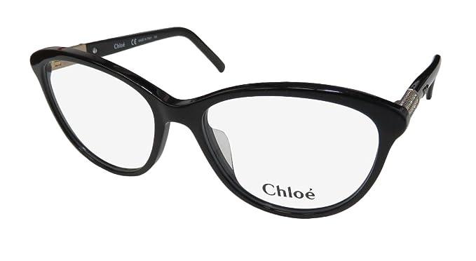 Amazon.com: anteojos Chloe CE 2664 R 001 black: Clothing