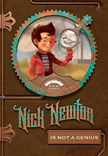 Nick Newton Is Not a Genius by [Ishida, S.E.M]