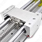Linear Stage Actuator Travel 200mm Ballscrew 1605