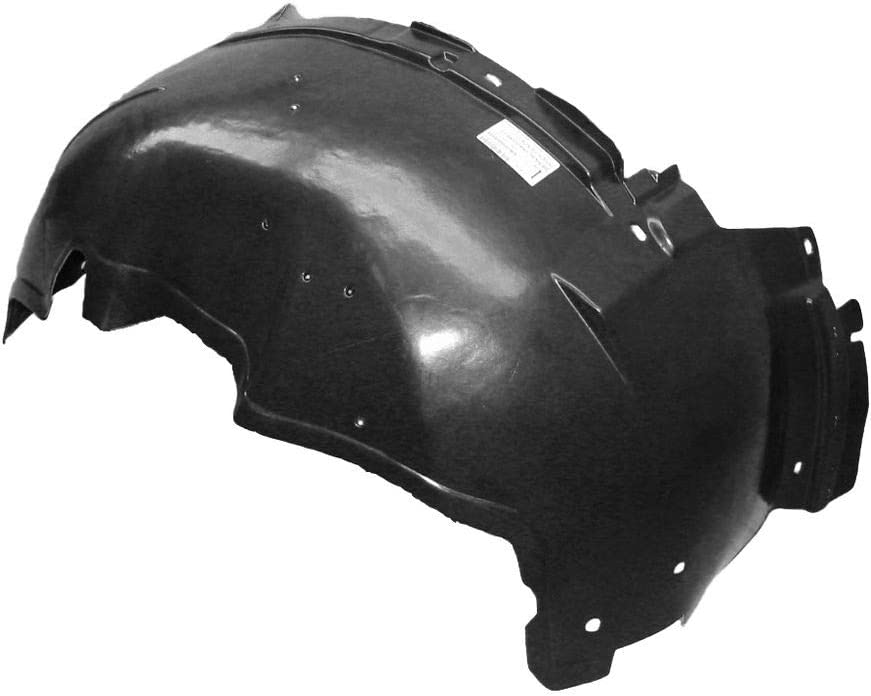 KA LEGEND Front Driver Left Side Fender Liner Inner Panel Splash Guard Shield for Chevy//GMC//Cadillac 99-07 15132712 GM1246110
