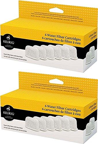 Keurig Water Filter Cartridges filters