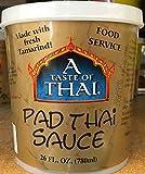 A Taste of Thai Pad Thai Sauce 26oz (Pack of 2)