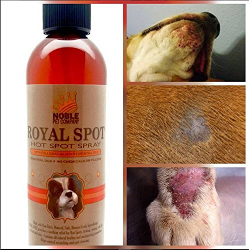 Pet Royal Hot Spot Treatment Spray With Essential Oils 8