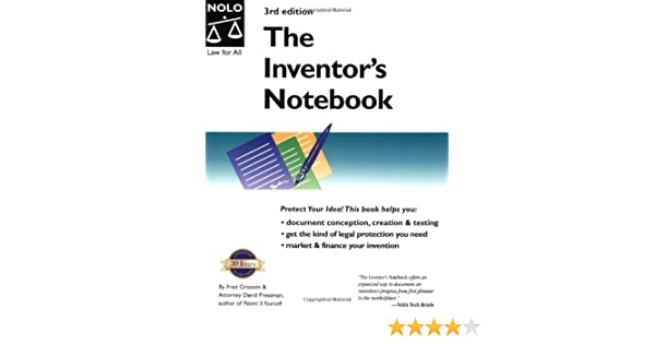 The Inventor's Notebook: Fred E. Grissom, David Pressman, Fred ...