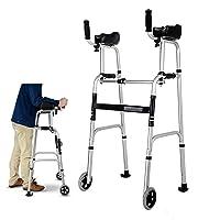 CYYC Disabled Walker, Elderly Walking Assisted Walking Lower Limb Training Cerebral...