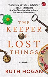 the keeper of lost things winner of the richard judy readers award and sunday times bestseller