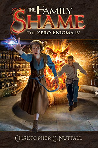 The Family Shame (The Zero Enigma Book 4) cover