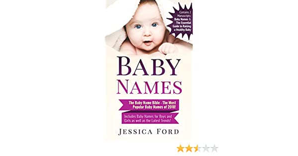 Baby Names The Baby Name Bible The Most Popular Baby Names Of