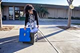 dbest products Quik Cart two Wheeled Collapsible