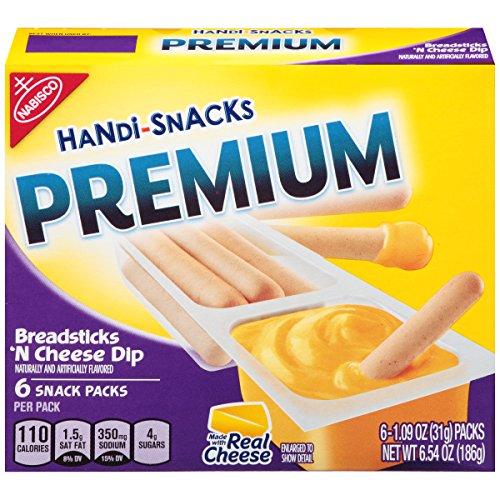 Handi Snacks Premium Breadsticks