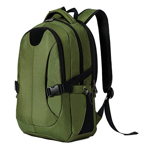 Green Computer Backpacks - 4