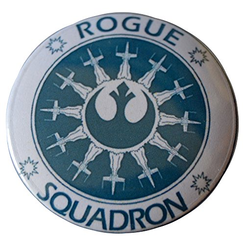 (Star Wars Jedi Rogue Squadron Pinback Button Badge)