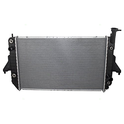 Radiator Van Safari (Radiator Assembly Replacement for Chevrolet GMC Van 15180873)