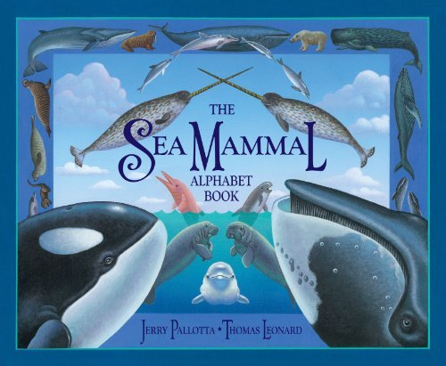 Read Online By Jerry Pallotta The Sea Mammal Alphabet Book (1st First Edition) [Paperback] pdf epub