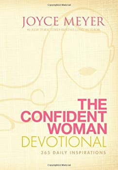 The Confident Woman Devotional: 365 Daily Inspirations 0446568880 Book Cover