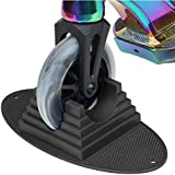 VOKUL Scooter Stand Parking | Universal Pro Kick Scooter Holder Stand fit Most Scooters for 95mm -125mm Scooter Wheels - Multiple Scooters, Stable Base,Organize Scooters, Works Perfect