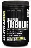 NutraBio 100% Pure Tribulus Terrestris Powder - 500 Grams