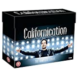 Californication Complete Showtime TV Series - All 80 Episodes from from Season 1, 2, 3, 4, 5 , 6 and 7 (17 Discs) DVD Box Set Collection