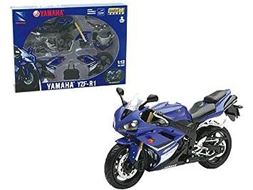 New Ray - Maqueta de motocicleta, 1:12 (385015)