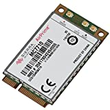 fosa High Performance Replacement 100Mbps + 50Mbps 4G LTE HSPA+ Wireless Module Card PCI-E PC/Laptop, Compatible OS Windows/Linux/ Android