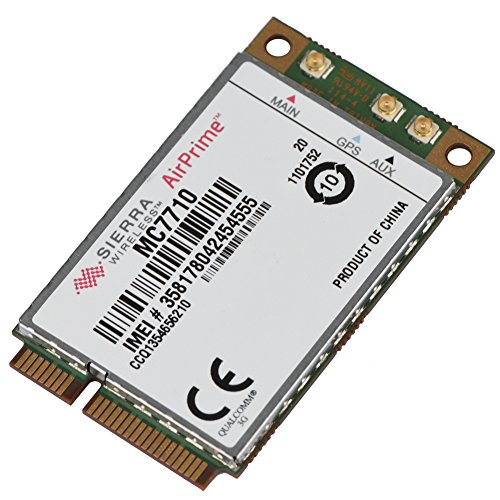 fosa High Performance Replacement 100Mbps + 50Mbps 4G LTE HSPA+ Wireless Module Card PCI-E PC/Laptop, Compatible OS Windows/Linux/ Android by fosa