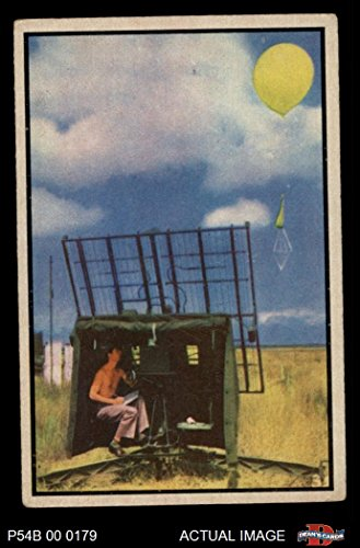 Iii Weather Station - 1954 Bowman Power for Peace # 66 Weather Station (Card) Dean's Cards 3 - VG 309980