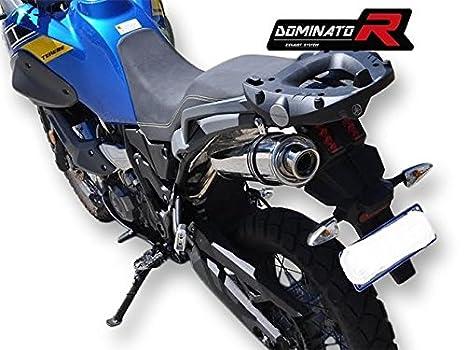 RUND DOMINATOR Auspuff Yamaha XT660 Z TENERE 08-14 DB Killer